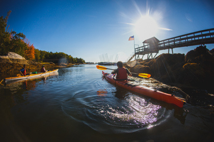 Expedition: Sea Kayaking in Maine